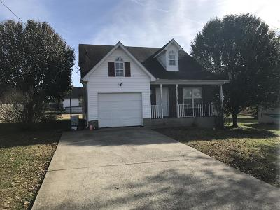 Smyrna, Lascassas Single Family Home Under Contract - Showing: 404 Barking Dr
