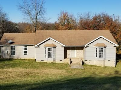 Lewisburg Single Family Home For Sale: 2070 Wild Cherry Ct