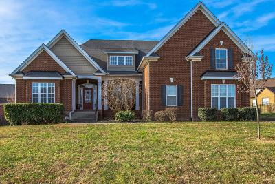 Spring Hill Single Family Home Under Contract - Showing: 2010 Gweneth Dr