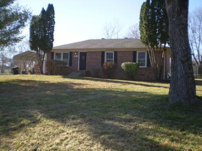 Christiana Single Family Home Under Contract - Showing: 419 Meadowview Dr