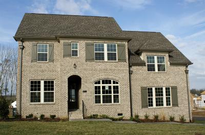 Williamson County Single Family Home For Sale: 611 Dunmeyer Court Lot 76
