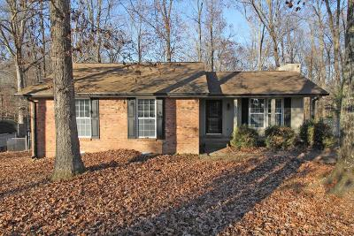 White House Single Family Home Under Contract - Showing: 1503 Winding Way Dr