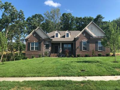 Nolensville Single Family Home For Sale: 147 Brooksbank Drive -lot 52