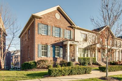 Franklin TN Single Family Home Under Contract - Showing: $428,000