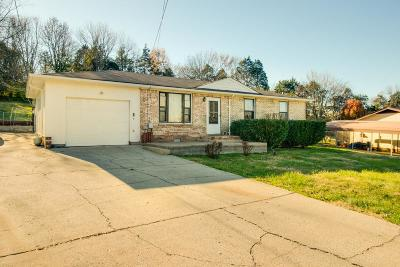 Hendersonville Single Family Home Under Contract - Showing: 118 Hillsdale Dr