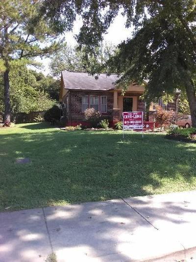 East Nashville Single Family Home For Sale: 420 Scott Ave.