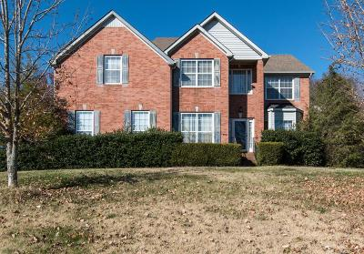 Franklin Single Family Home Under Contract - Showing: 236 Dandridge Dr