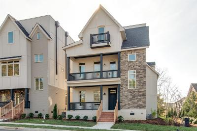 Nashville Single Family Home Active - Showing: 2037 Overhill Dr