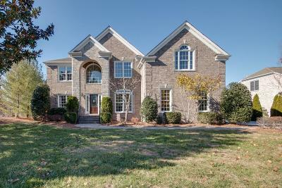 Brentwood TN Single Family Home Under Contract - Showing: $625,000