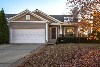 Mount Juliet Single Family Home Under Contract - Showing: 2102 Erin Ln
