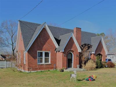 Shelbyville Single Family Home For Sale: 610 Moody St
