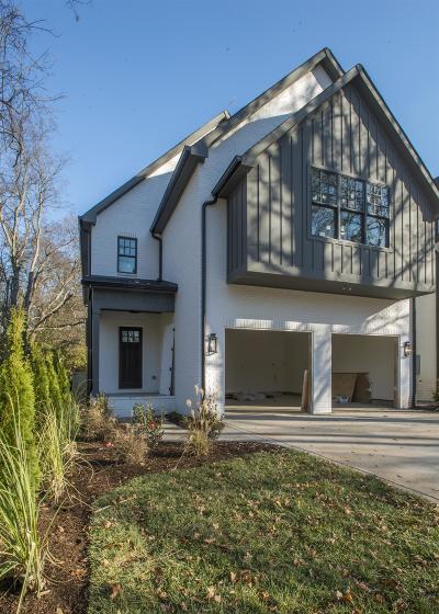 Single Family Home For Sale: 4416 A Lealand Lane