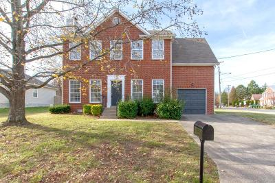 Antioch Single Family Home For Sale: 2817 Johnson Pass Dr