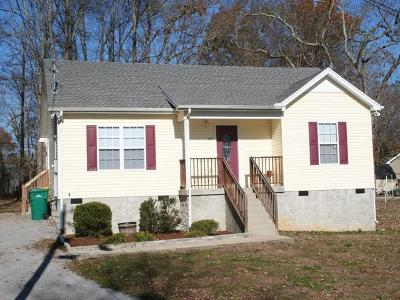 Lewisburg Single Family Home Under Contract - Showing: 181 Coco Ln