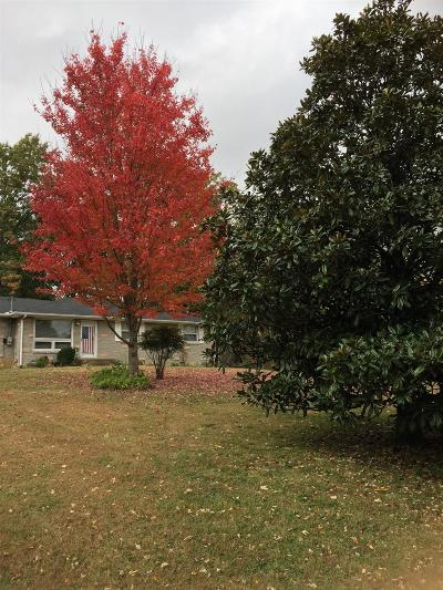 Davidson County Single Family Home Under Contract - Showing: 208 Margo Ln
