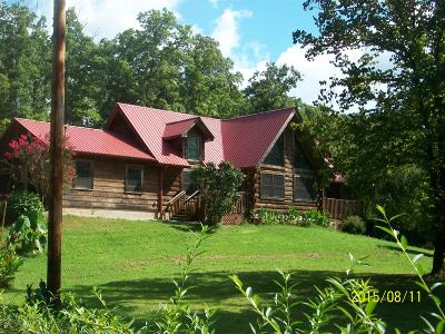 Linden Single Family Home For Sale: 728 Green Hollow Rd