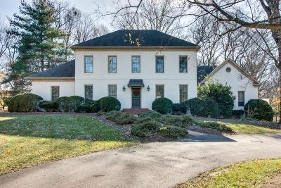 Single Family Home Sold: 865 Robertson Academy Rd