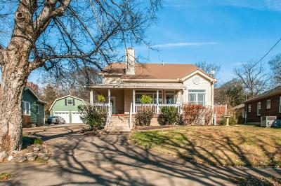 Single Family Home Under Contract - Showing: 2906 B Westmoreland Drive
