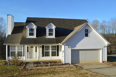 Chapmansboro Single Family Home For Sale: 2743 Highway 12n