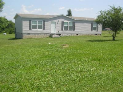 Watertown TN Single Family Home For Sale: $157,000