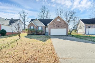 Springfield Single Family Home Under Contract - Showing: 239 Green Hills Dr