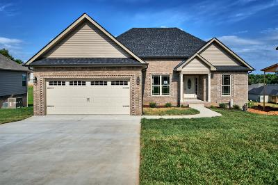 Clarksville Single Family Home Under Contract - Showing: 55 Clover Glen