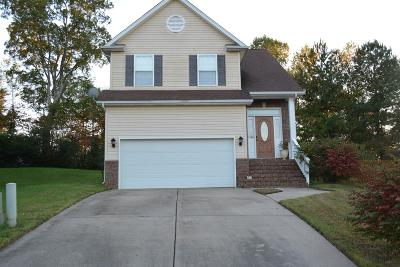 Springfield Single Family Home For Sale: 311 Red Bud Ct