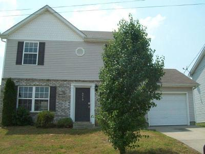 Rutherford County Rental For Rent: 3019 Ace Wintermeyer