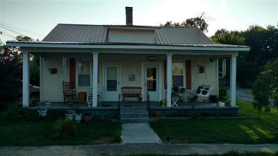 Watertown TN Single Family Home For Sale: $55,000