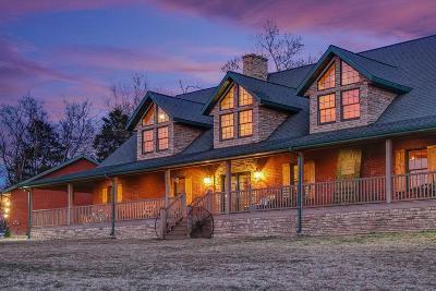 Columbia Single Family Home For Sale: 1320 Redbud Ln