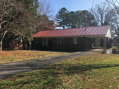 Cookeville Single Family Home For Sale: 745 E Jere Whitson Rd