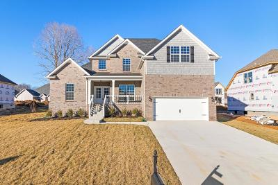 Clarksville Single Family Home For Sale: 110 Easthaven
