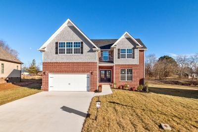 Clarksville Single Family Home For Sale: 74 Easthaven