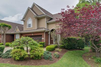 Nashville Single Family Home For Sale: 3497 General Hood Trail