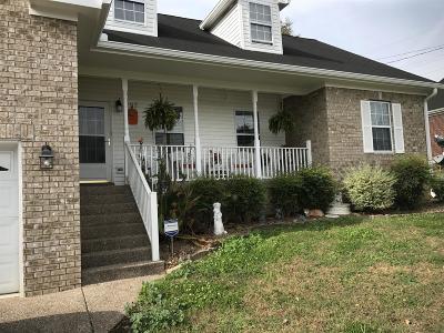 Madison Single Family Home For Sale: 102 E Marthona Rd