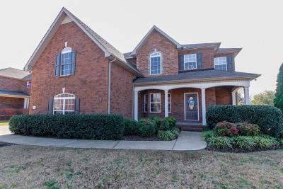 Single Family Home For Sale: 324 Foundry Circle