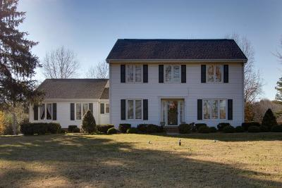 Lewisburg Single Family Home For Sale: 810 Hull Ave
