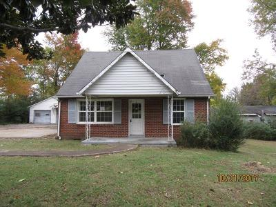 Clarksville Single Family Home For Sale: 413 High Point Rd