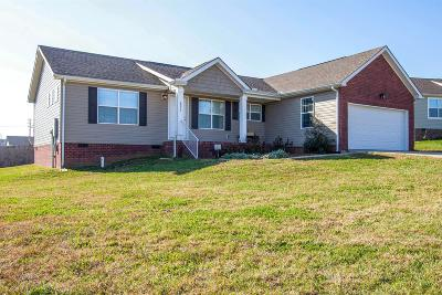 Spring Hill  Single Family Home Under Contract - Showing: 2003 Vancroft Cir