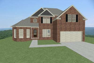 Clarksville Single Family Home Under Contract - Showing: 771 Vaughan Road