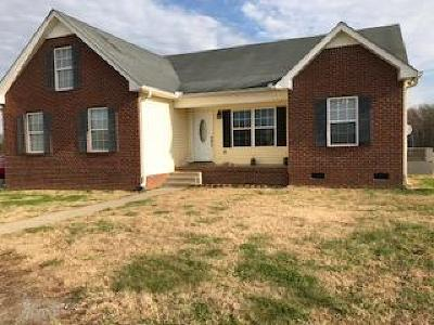 Watertown TN Single Family Home For Sale: $249,900