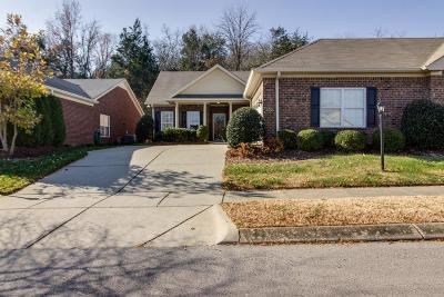 Franklin Single Family Home For Sale: 252 Wrennewood Ln