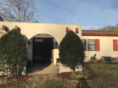 Davidson County Condo/Townhouse For Sale: 214 Old Hickory Blvd Apt 138 #138