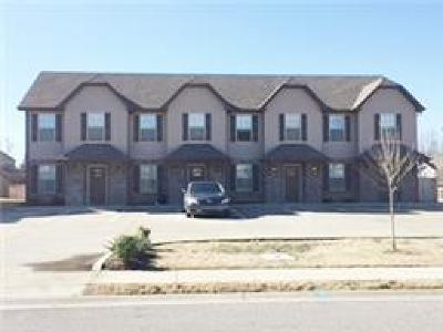 Clarksville Multi Family Home For Sale: 1758 Spring Water Dr