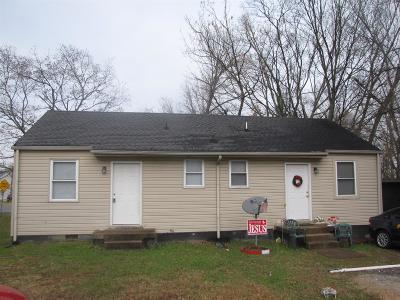 Clarksville Multi Family Home For Sale: 1223 Greenfield Dr #1221