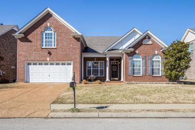 Williamson County Single Family Home For Sale: 1008 Tanyard Springs Dr