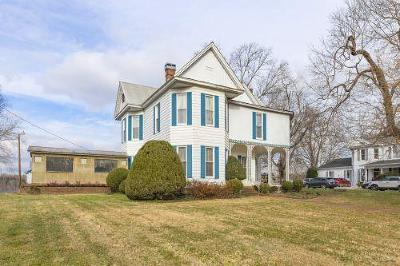 Centerville Single Family Home For Sale: 110 W W Swan St