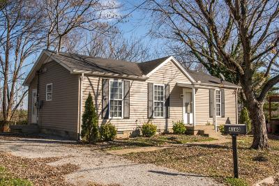 Nashville Single Family Home Under Contract - Showing: 4160 Eastview Dr