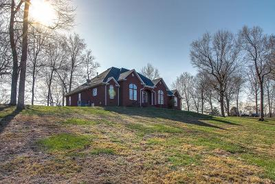 Burns TN Single Family Home Under Contract - Showing: $443,240