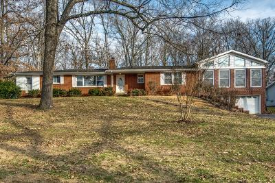 Dickson Single Family Home For Sale: 103 Shady Hollow Rd
